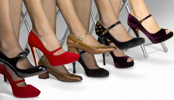 Как избежать болевых ощущений от обуви на каблуке?