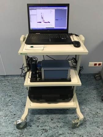 Ученые СПбГУ создали прибор, вызывающий свечение околощитовидных желез во время операции