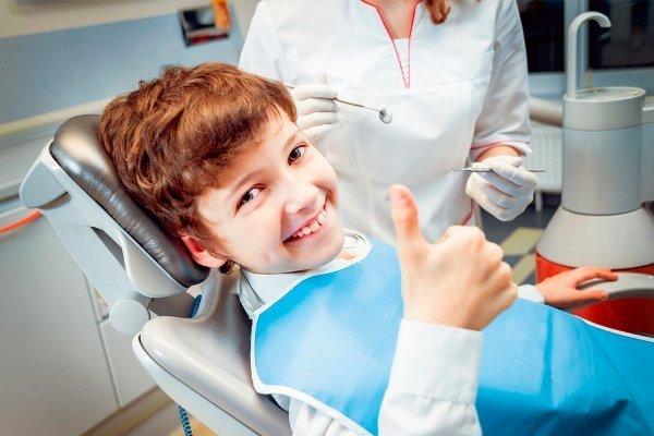 Детский стоматолог.