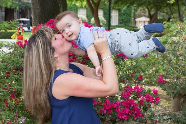 Мать и дитя фото.