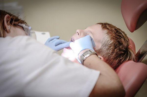 Распространенные проблемы с зубами у детей.