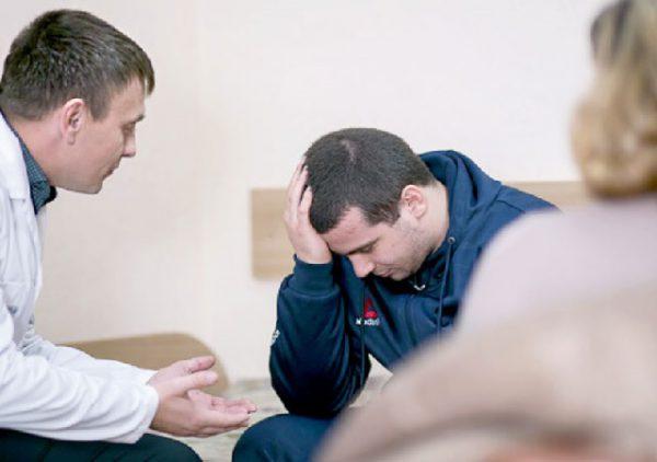 Комплексная терапия и реабилитация наркозависимых.